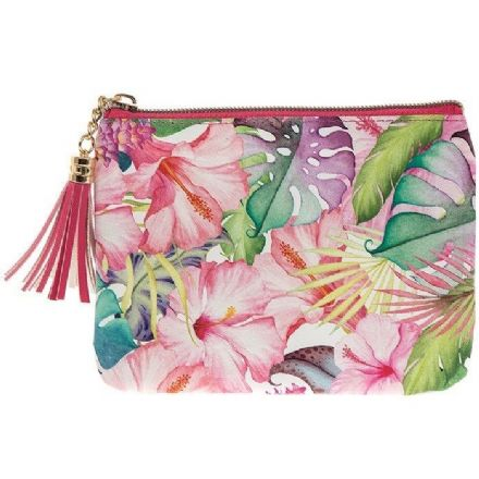 Tropical Paradise Coin Purse